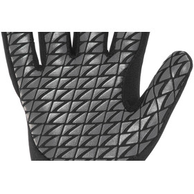 Zone3 Neoprene Swim Gloves black/reflective silver